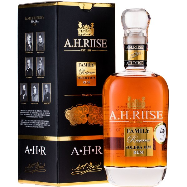 Rum A.H. Riise Family Reserve