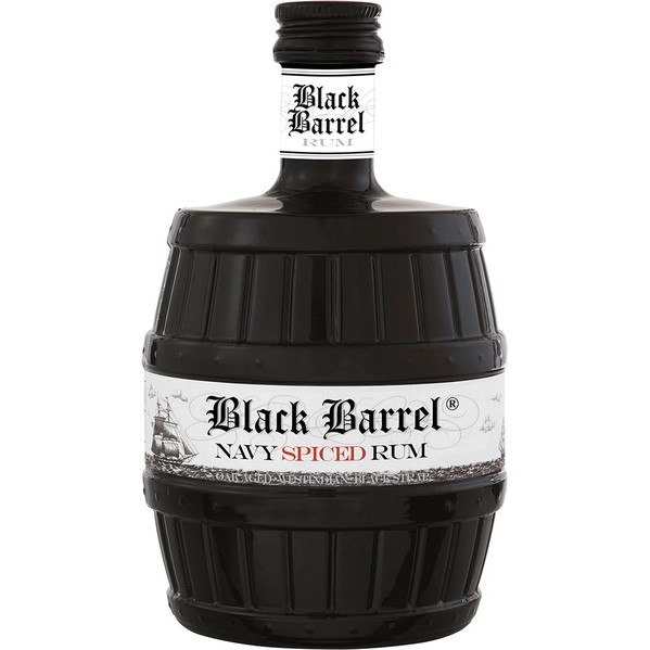 Rum A.H. Riise Black Barrel