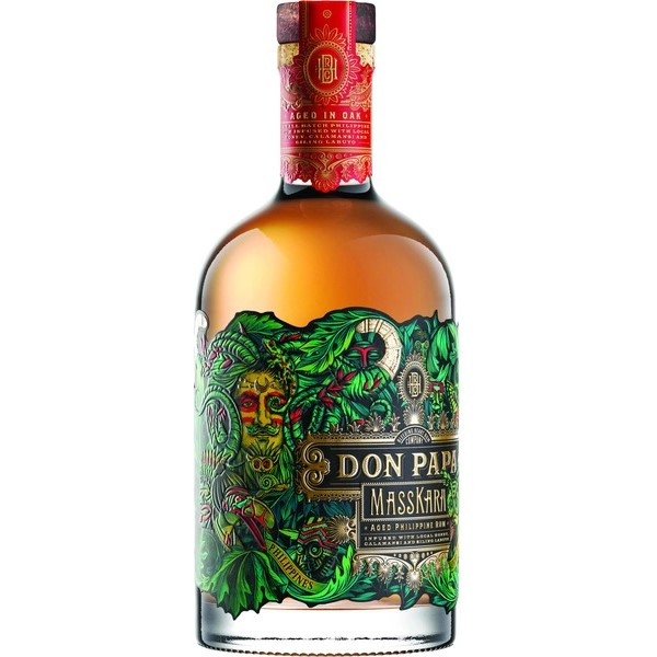 Rum Don Papa Masskara Limited Edition