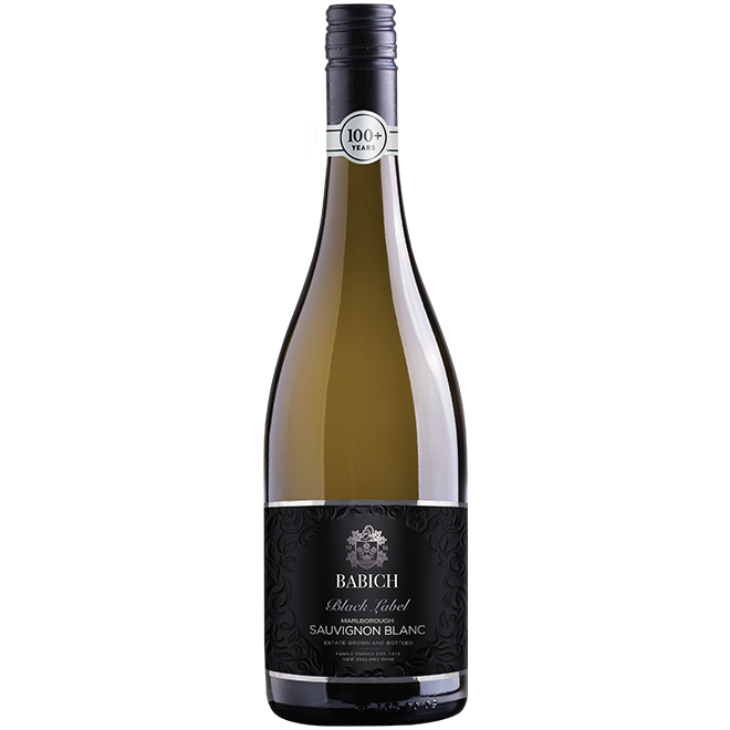 Víno Babich - Sauvignon Blanc - Black Label - Marlborough