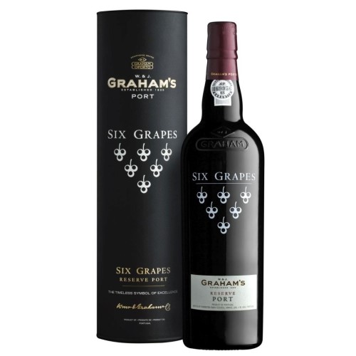 Víno Graham's - Six Grapes Reserve Port