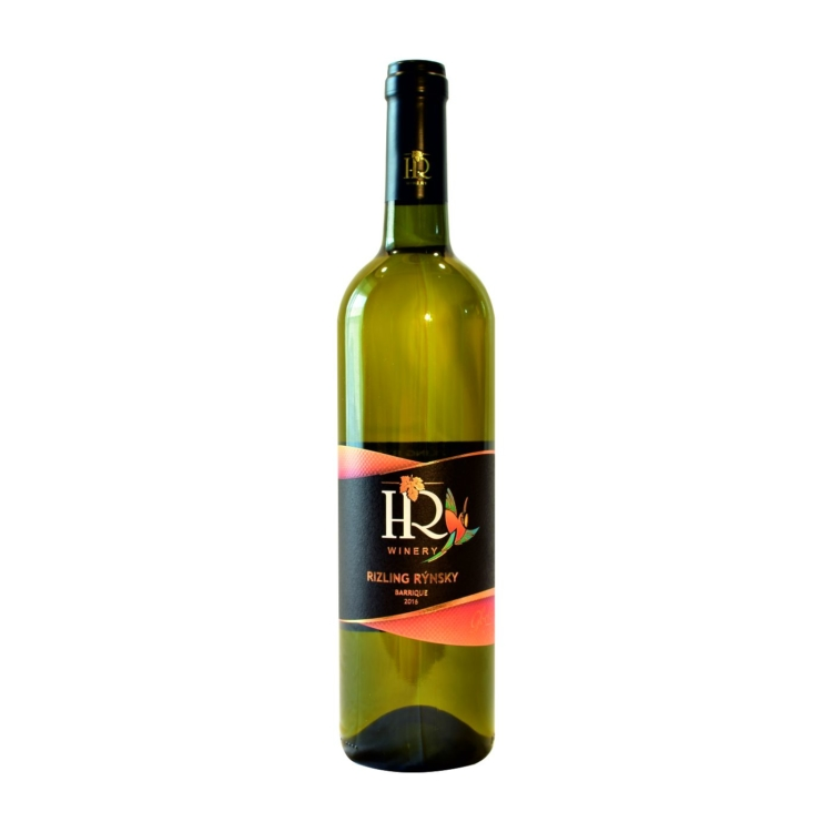 Víno HR Winery - Chardonnay - barrique