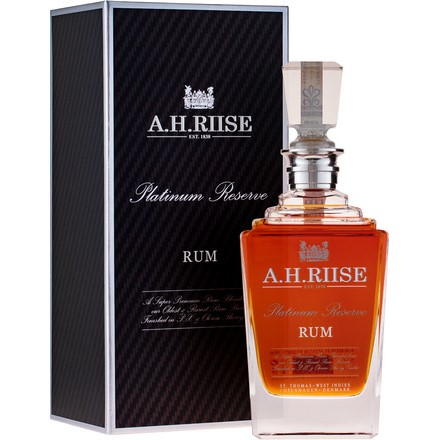 Rum A.H. Riise Platinum Reserve