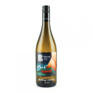 Víno Berta - Winemakers choice - Rizling vlašský