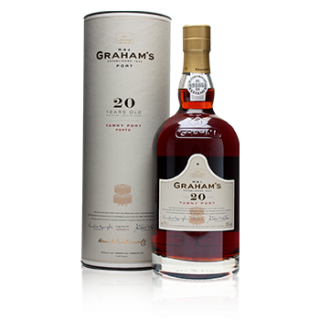 Víno Graham's - 20 Years Old Tawny Port