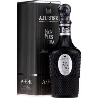 Rum A.H. Riise Non Plus Ultra Black Edition